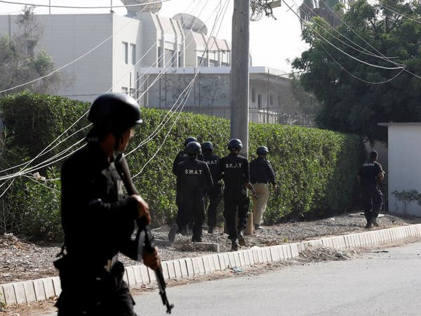 مسلحون يهاجمون فندقاً في غوادر الباكستانية
