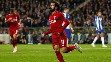 ليفربول يصعق بورتو برباعية ويضرب موعداً مع برشلونة