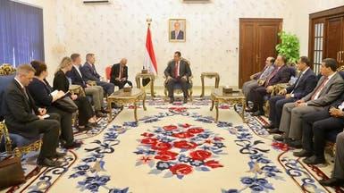 """رئيس حكومة اليمن: """"فيتو ترمب"""" إشارة واضحة لنظام إيران"""