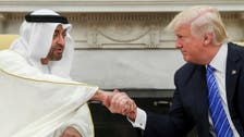 White House: Trump spoke with Abu Dhabi Crown Prince on Thursday