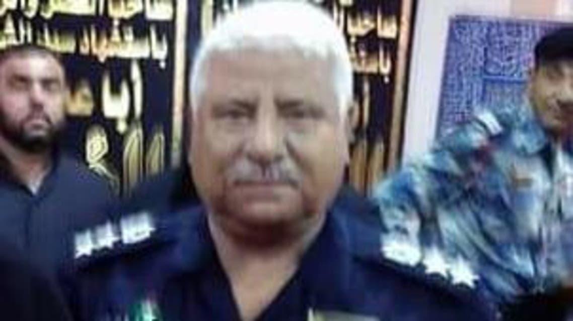 اغتيال عقيد في الشرطة العراقية