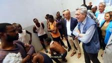 اقوام متحدہ نے لیبیا سے مہاجرین کی منتقلی کا عمل شروع کر دیا