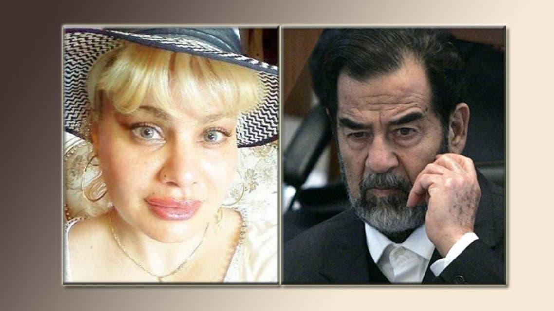 نانا صدام حسين