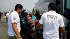 Welcome for migrants cools in Mexican town weary of caravans