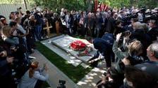 Serbia's 'Lady Macbeth' buried near late strongman Milosevic