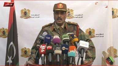 متحدث الجيش الليبي: إمدادات من القاعدة وداعش للوفاق