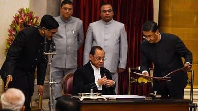 موظفة هندية تتهم رئيس المحكمة العليا بالتحرش