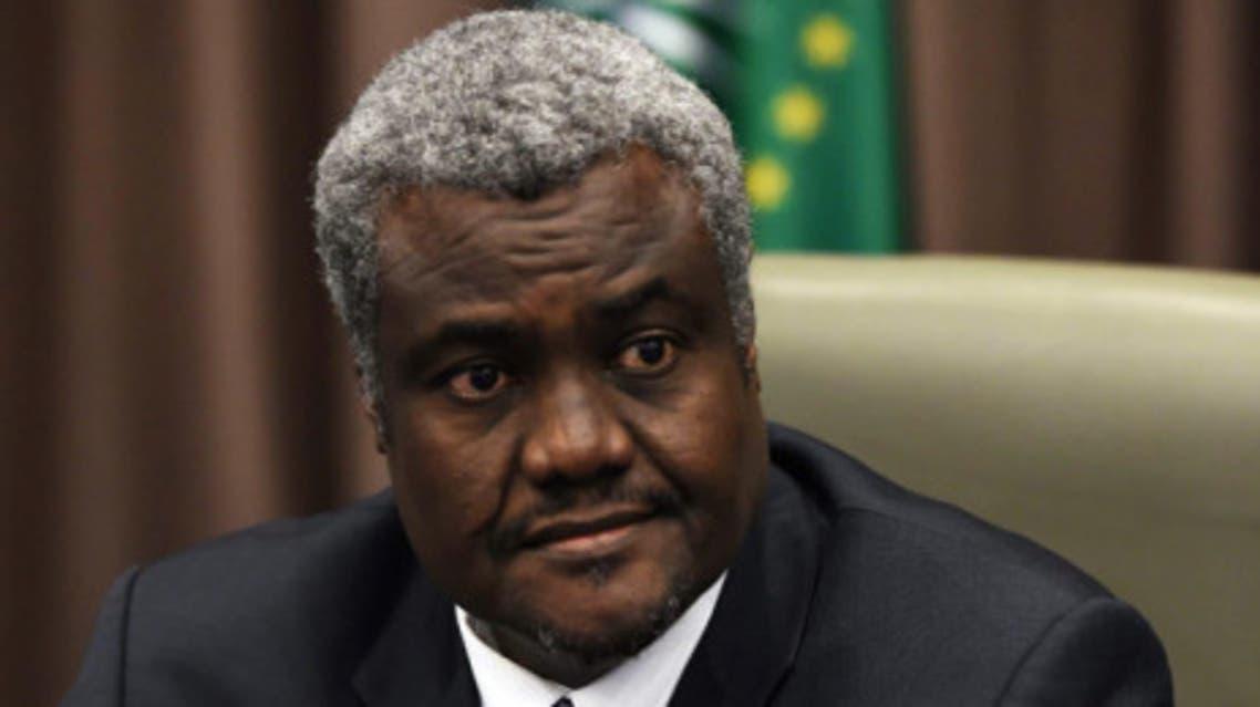 رئيس مفوضية الاتحاد الأفريقي