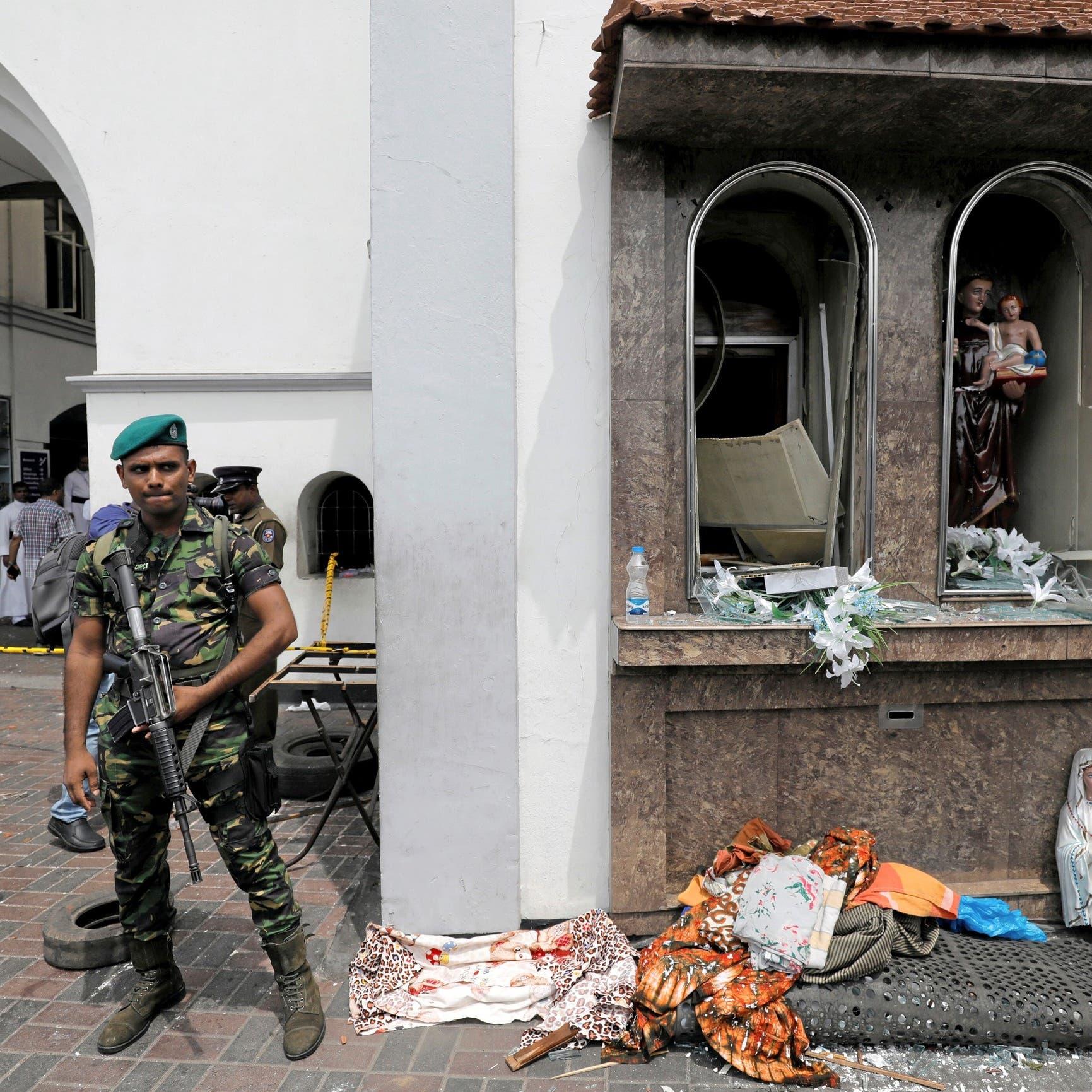 سريلانكا: التفجيرات جاءت رداً على هجوم مسجدي نيوزيلندا