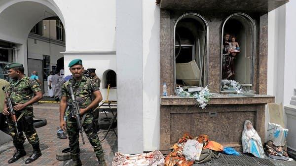 داعش يتبنى الهجمات الإرهابية الدامية في سريلانكا