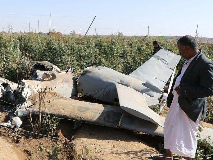 اليمن.. إسقاط طائرتين مسيّرتين للحوثيين في صرواح