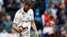 هاتريك بنزيمة يقرب ريال مدريد من وصافة الدوري