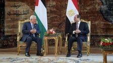 أبو مازن يُطلع السيسي على خطوات مواجهة تنصلات إسرائيل