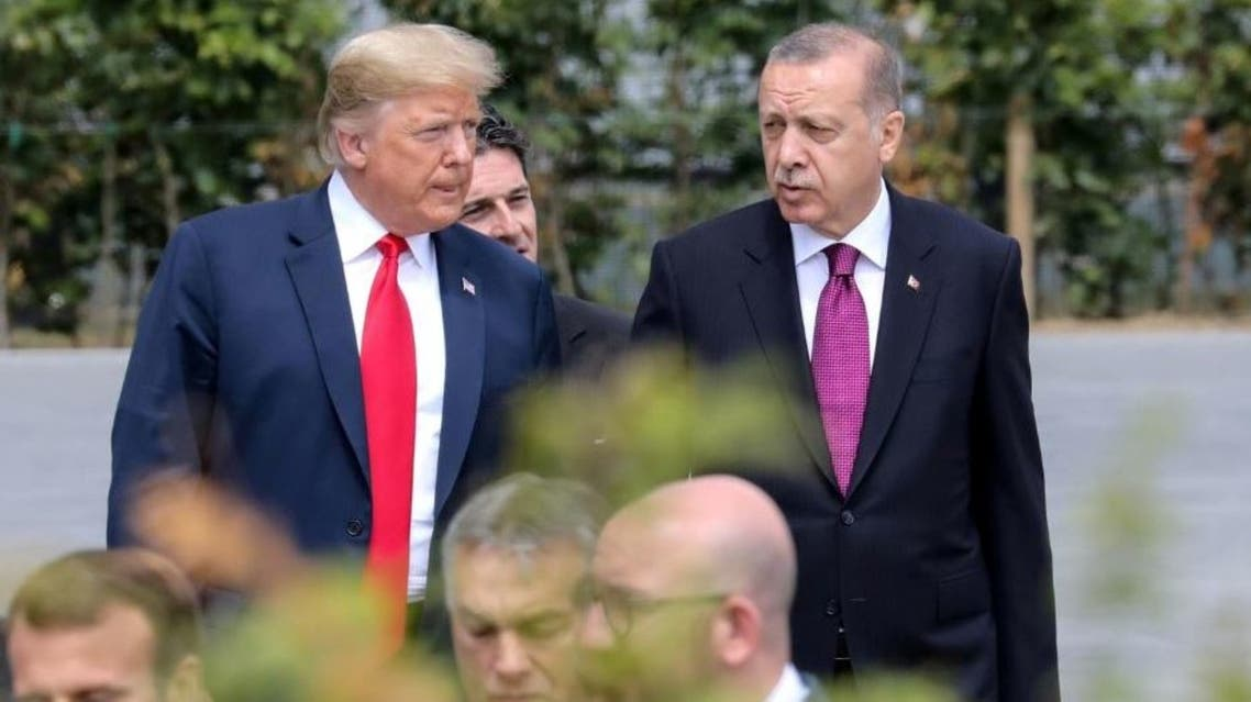 أردوغان و ترمب