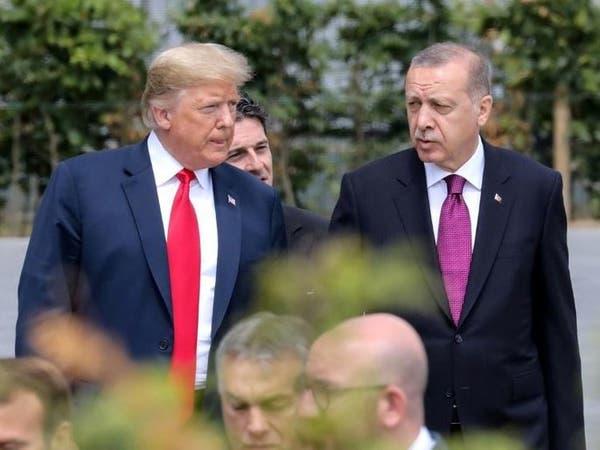 أردوغان يلتقي ترمب الشهر المقبل لحسم المنطقة الآمنة بسوريا
