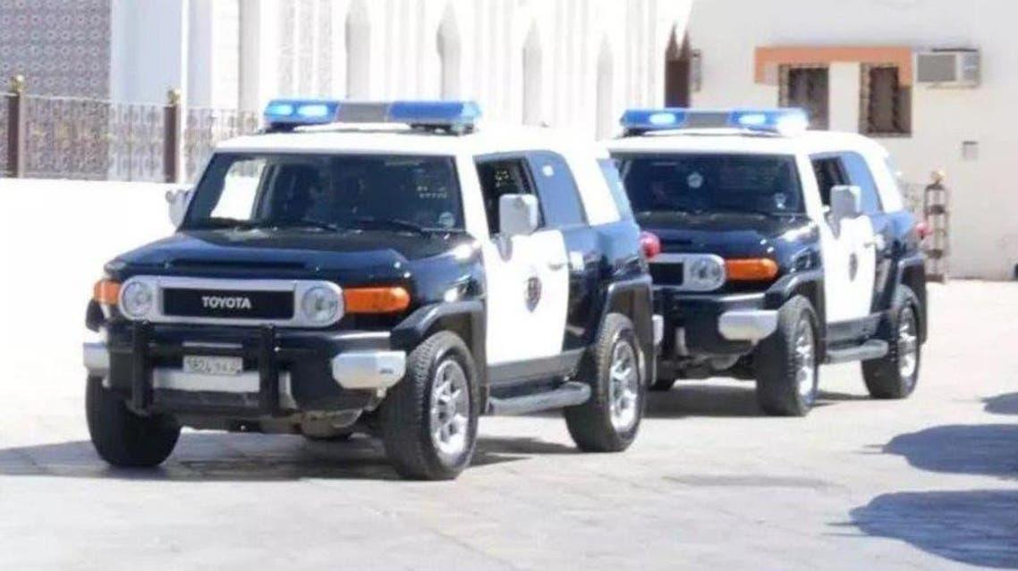 saudi police cars illustrative photo