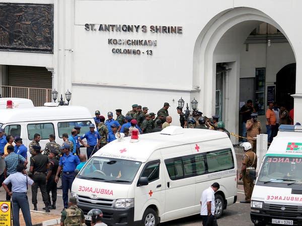 تفجيرات سريلانكا.. ارتفاع عدد القتلى إلى 207 ونحو 450 جريحا