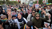 Thousands protest in support of Moroccan activists