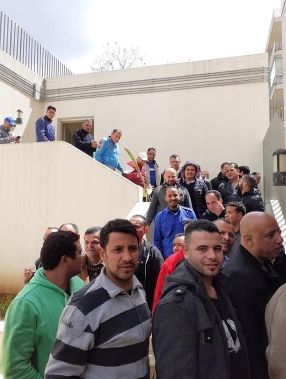 مصريون في لبنان