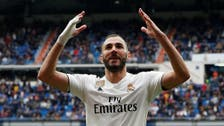 Zidane hails hat-trick hero Benzema as world's best nine