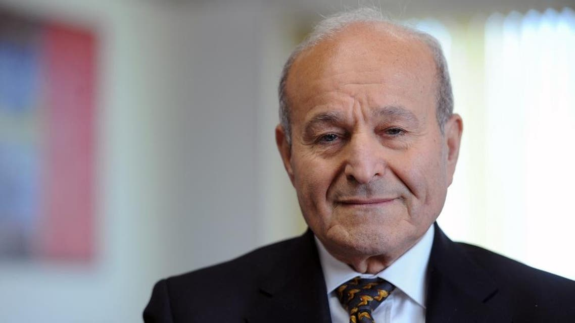 Issad Rebrab, considered the richest businessman in the energy-rich north African nation. (File photo: AFP)