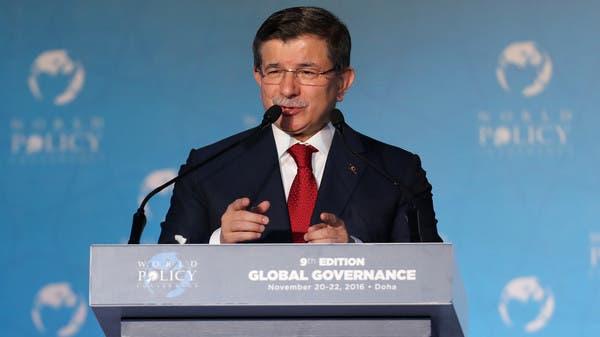 """أحمد داود أوغلو ينتقد أردوغان.. """"أضر بحزبنا"""""""