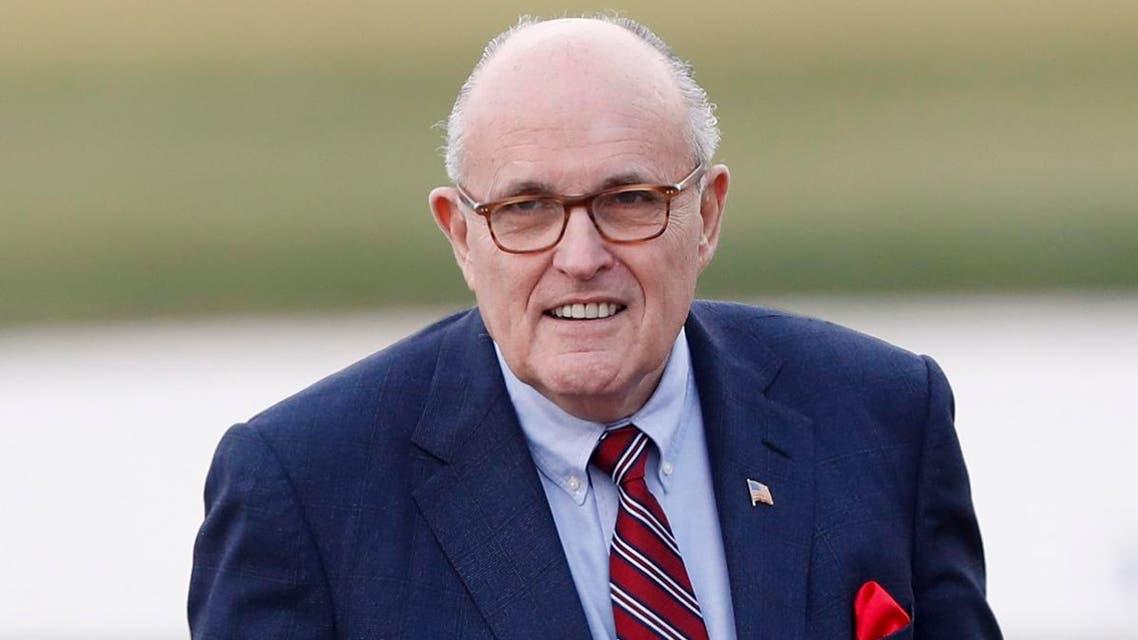 Rudy Giuliani. (AP)