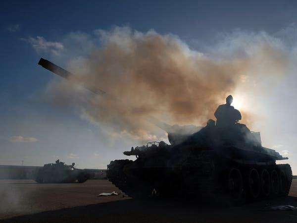 معركة طرابلس.. الجيش الليبي يتقدم جنوب العاصمة