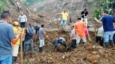 Landslide kills at least 14 in Colombia