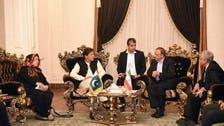 وزیراعظم عمران خان کی ایران کے دو روزہ سرکاری دورے پر مشہد کے بعد تہران آمد