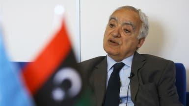 """سلامة يدعو لـ""""هدنة"""" في ليبيا.. ويؤكد: الحل العسكري صعب"""