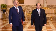 Libya's Haftar to visit Cairo, says Egyptian media