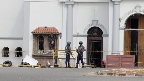 رويترز: شرطة سريلانكا تستجوب سوريا وارتفاع القتلى لـ310