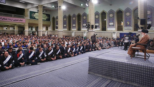 Iran's Khamenei says US oil sanctions won't go 'without response'