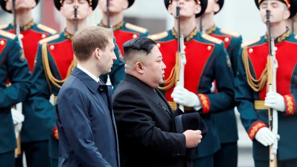 """زعيم كوريا الشمالية يأمل بقمة """"ناجحة ومفيدة"""" مع بوتين"""