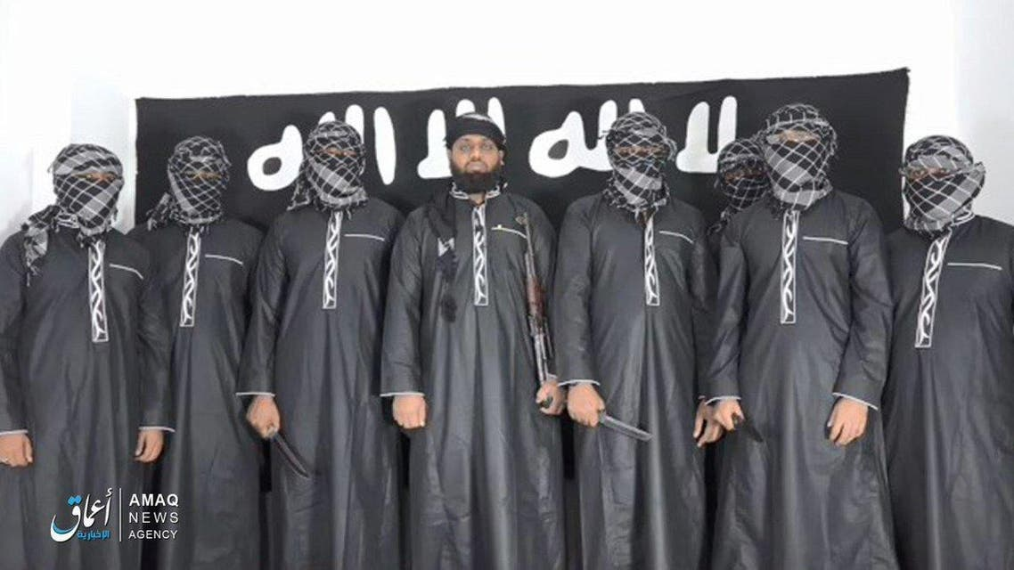 srilanka: ISIS abdul muktar