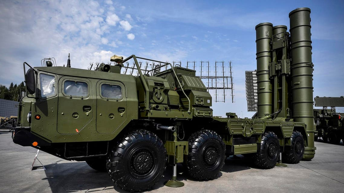 Russia S-400 - AFP
