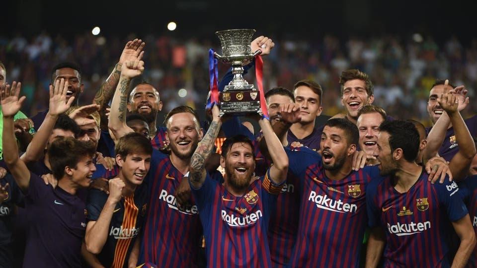 Image result for السوبر الإسباني  2019
