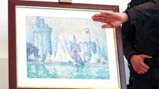 Stolen in France, $1.68 mln Impressionist work found in Ukraine