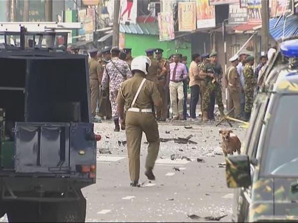 تفاصيل مداهمة مخبأ لتنظيم داعش في سريلانكا