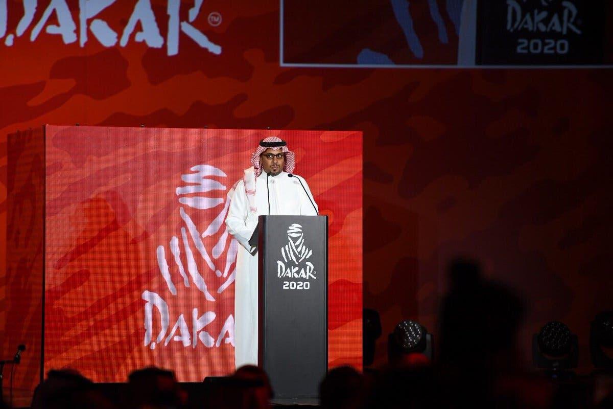 الأمير خالد بن سلطان الفيصل، رئيس الاتحاد السعودي للسيارات والدراجات النارية