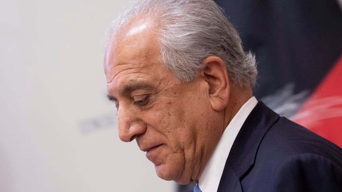 Zalmay Khalilzad afp