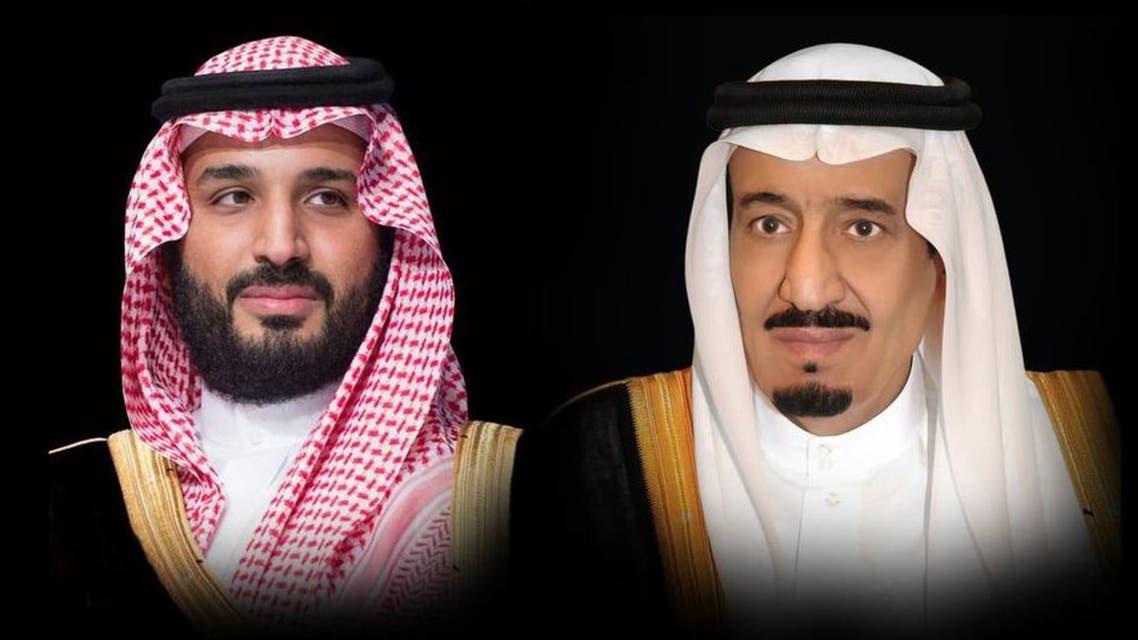 Shah Salman and Muhammad bin Salman