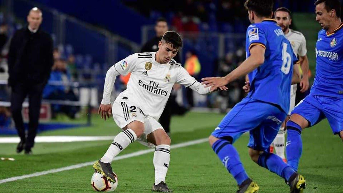 ميلان يتعاقد مع موهبة ريال مدريد