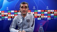 Barca more focused on winning title than resting players for Liverpool: Valverde