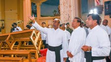 Sri Lankan police looking for 140 with ISIS links, says President Sirisena