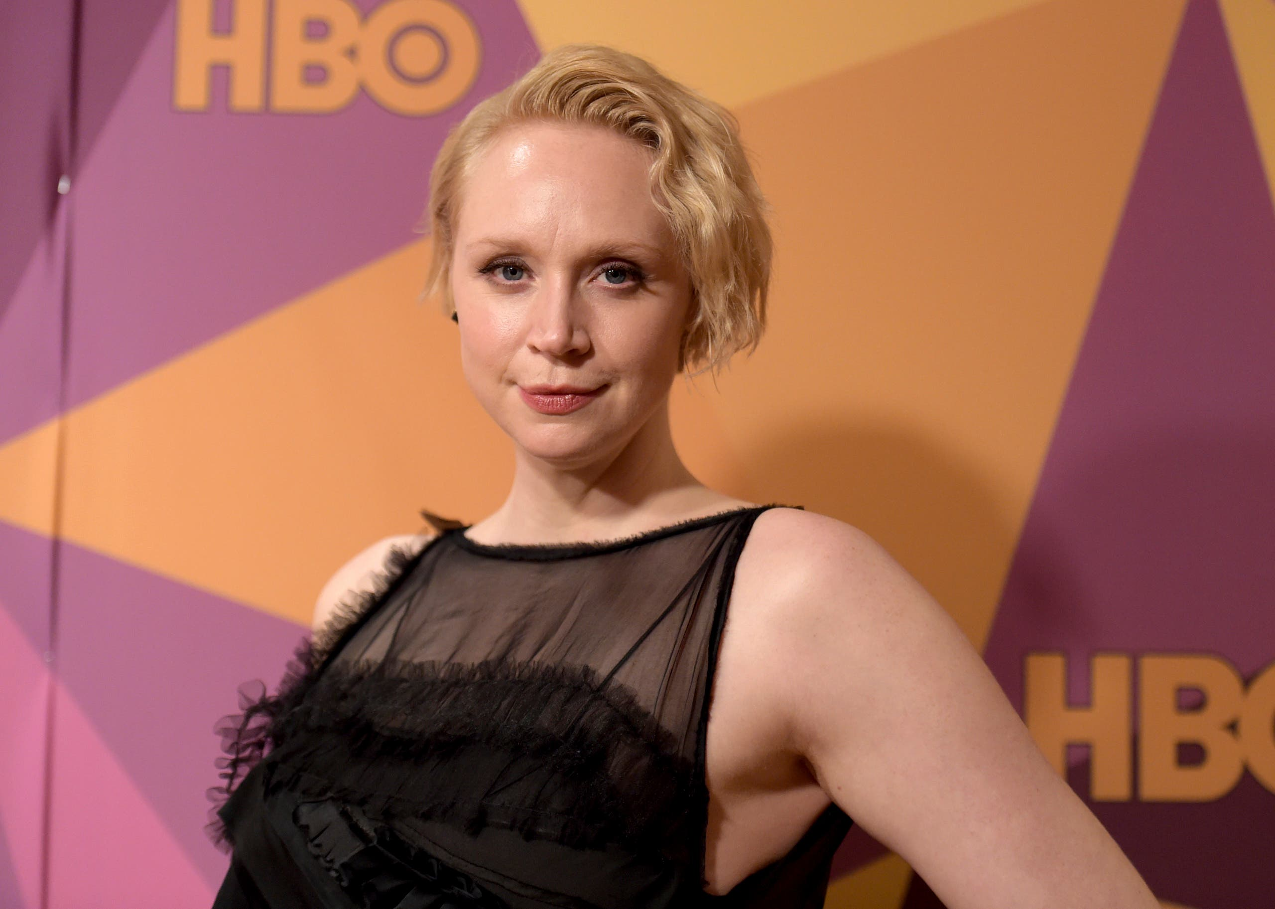 Gwendoline Christie who plays Brienne of Tarth on Game of Thrones. (File photo: AP)