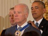 بايدن يطالب أوباما بعدم دعم ترشحه للرئاسة الأميركية