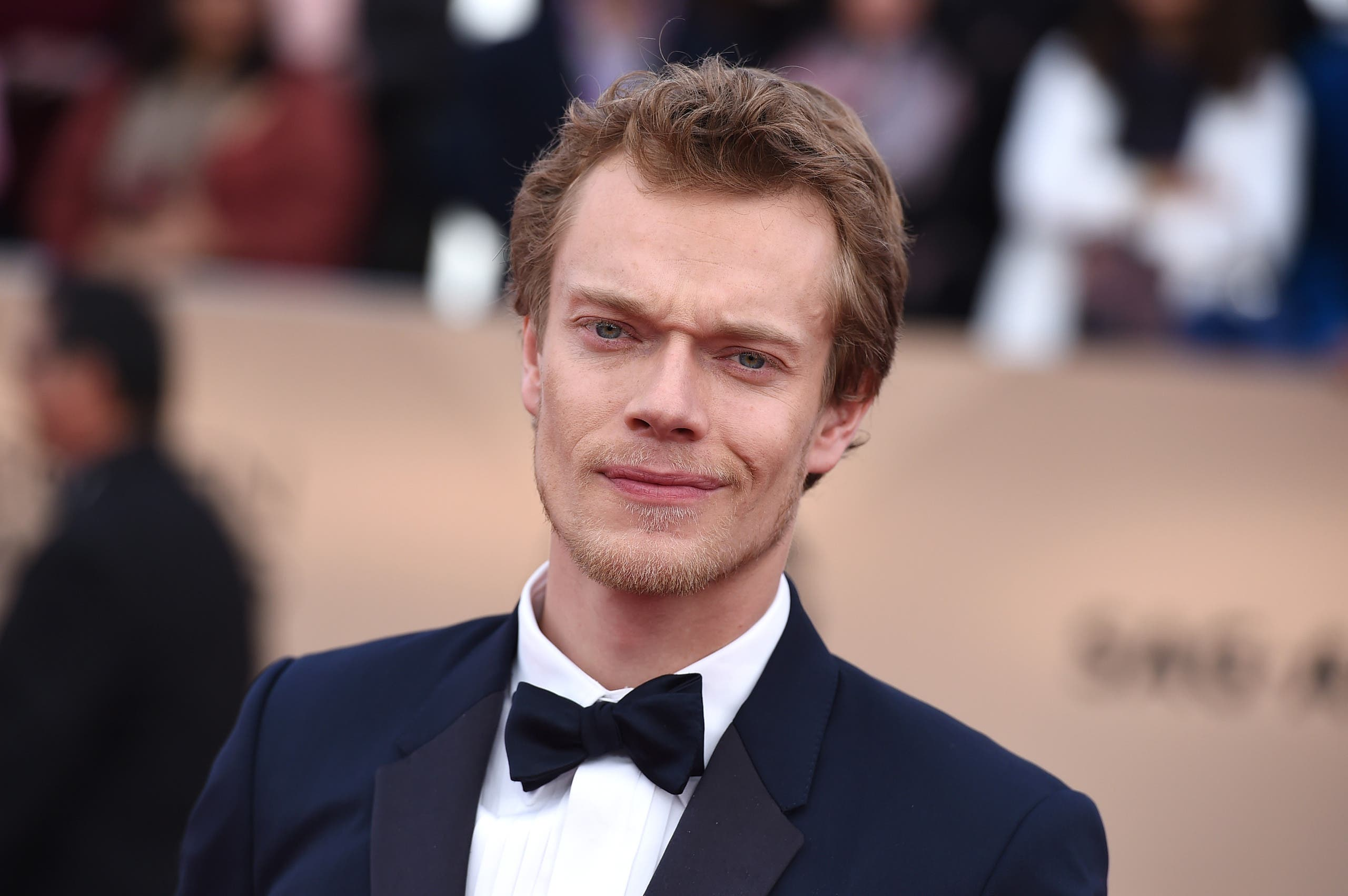 Alfie Allen who plays Theon Greyjoy on Game of Thrones. (File photo: AP)
