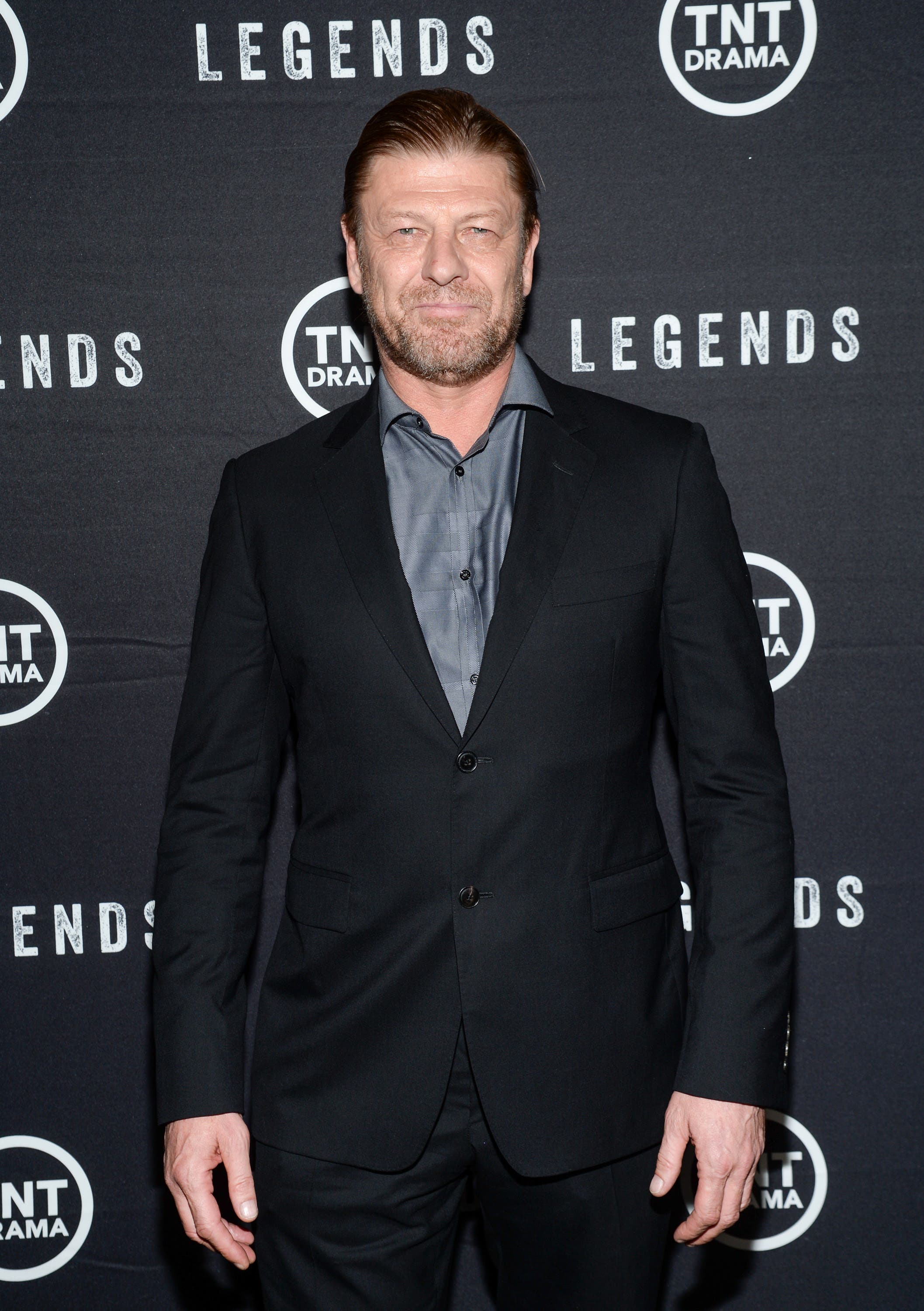Sean Bean who plays Eddard Stark, lord of the castle of the fictional locale of Winterfell on game of thrones (AP)